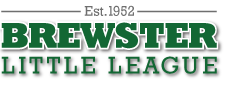 Brewster Little League logo
